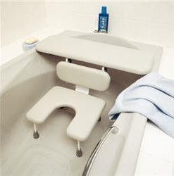 Ascot Bath System - Cutaway