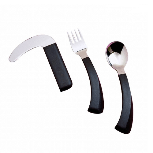Amefa Angled Contoured Cutlery Right Handed
