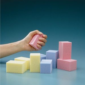 Resistive Foam Blocks