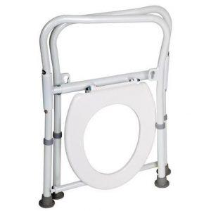 Foilding Toilet Frame