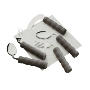 Lightweight Foam Angled Cutlery