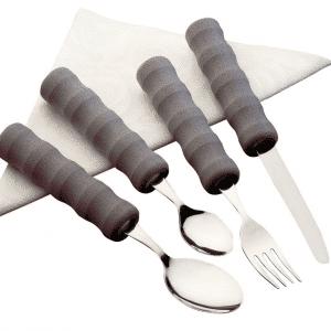 Foam Handled Cutlery