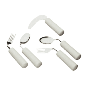 Queens Angled Built Up Cutlery