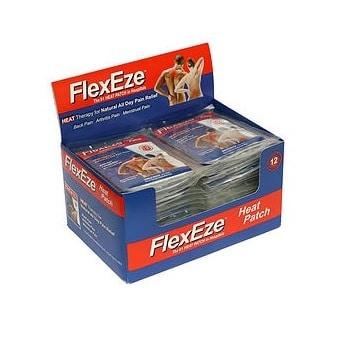 Flexeze Heat Patches - Box