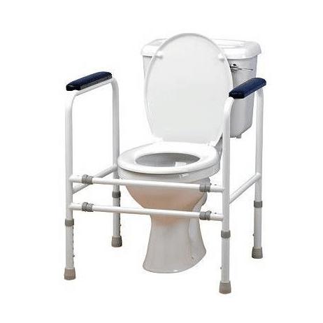 Over Toilet Frame
